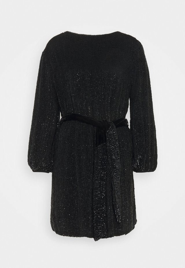 GRACE DRESS - Cocktailjurk - black