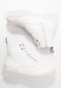 Tamaris - Ankelboots - white - 3