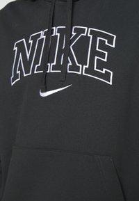 Nike Sportswear - RETRO HOODIE - Sweatshirt - off noir - 5