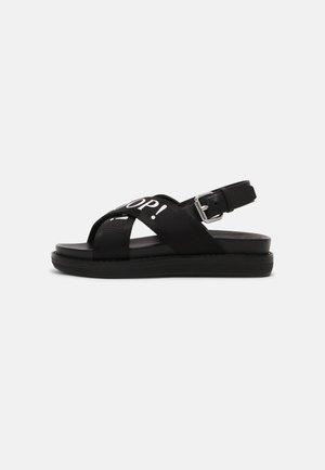 NASTRO MARA  - Sandals - black