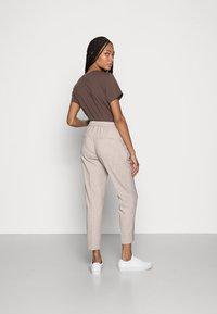 InWear - CADINA PULL ON PANT - Trousers - oatmeal melange - 2