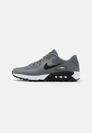 AIR MAX 90 - Golfschoenen - smoke grey/black/white