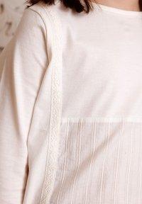 Sergent Major - Long sleeved top - white - 1