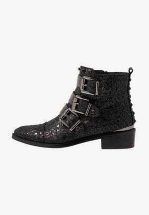 Ankle boots - focus black
