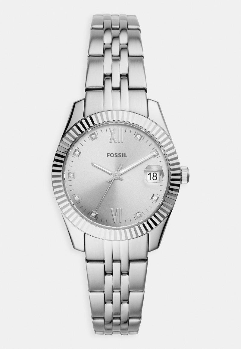 Fossil - SCARLETTE MINI - Watch - silver-coloured