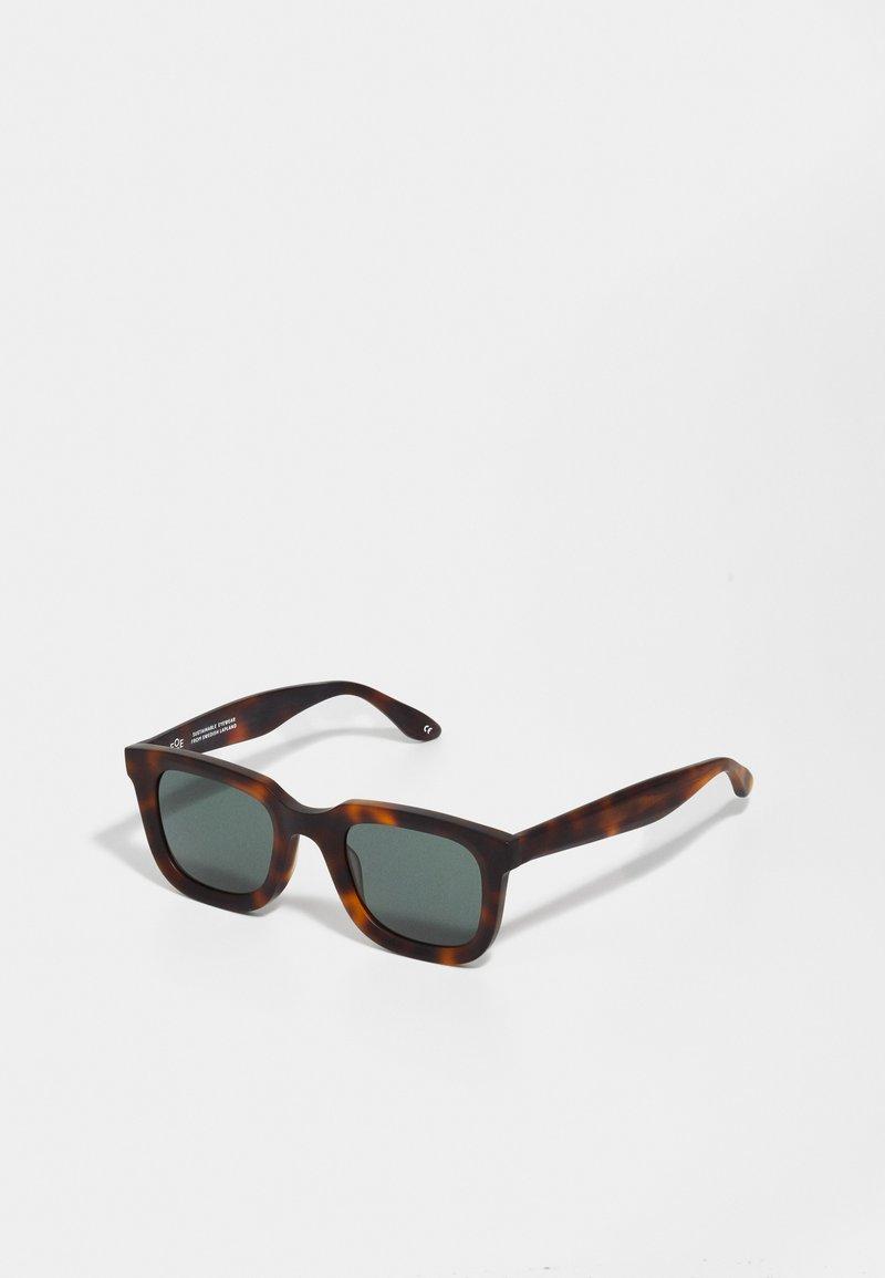 EOE Eyewear - Zonnebril - bark matte/green