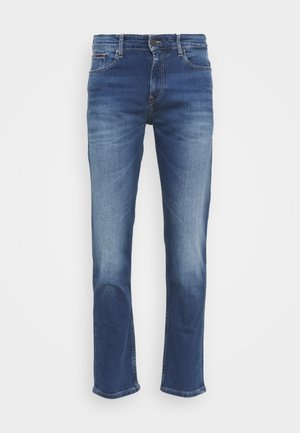 RYAN RELAXED STRAIGHT - Relaxed fit jeans - wilson mid blue stretch