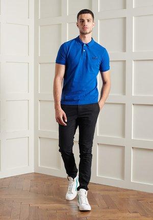Polo shirt - regal blue