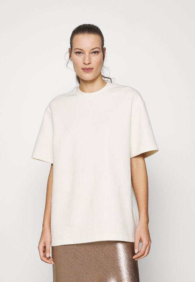 LIONELLE - T-shirt basic - eggnog