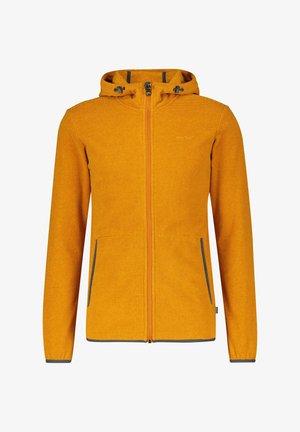 HOLMESTRAND - Fleece jacket - kürbis