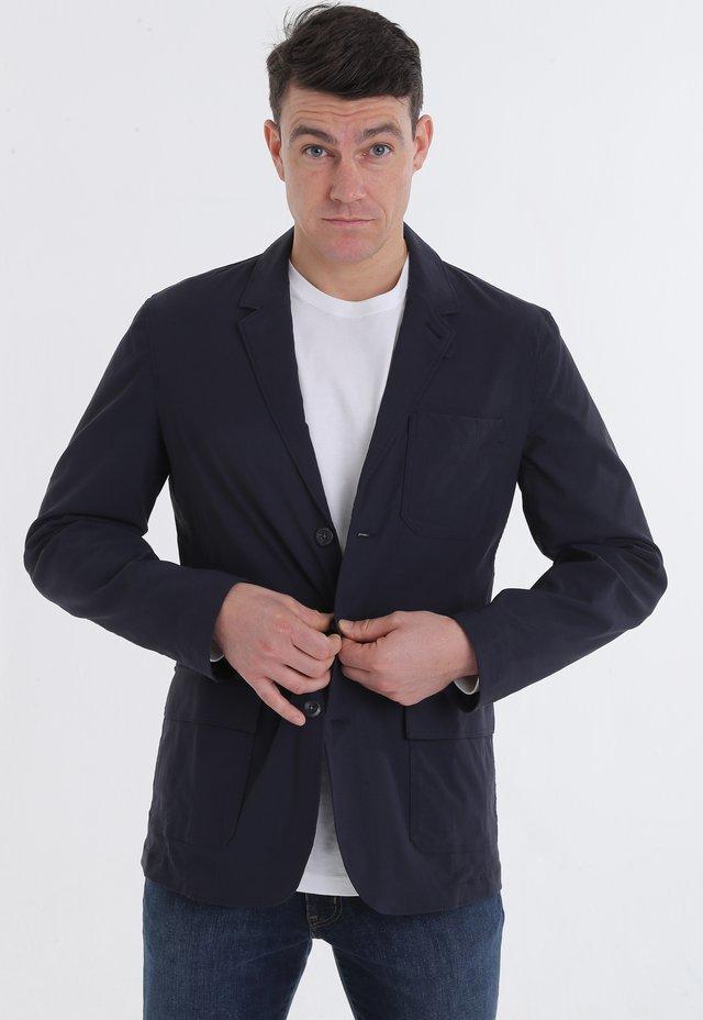 VOYAGER - Blazer jacket - navy