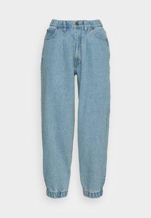 BAGGER ANKLE - Jeans relaxed fit - light blue denim