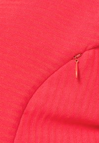 GAP Maternity - ROLL CUFF ZIP ACCESS NURSING DRESS - Gebreide jurk - rose bush - 2