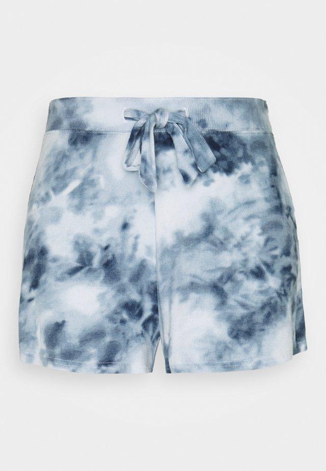 FLUTTER - Nachtwäsche Hose - blue wash