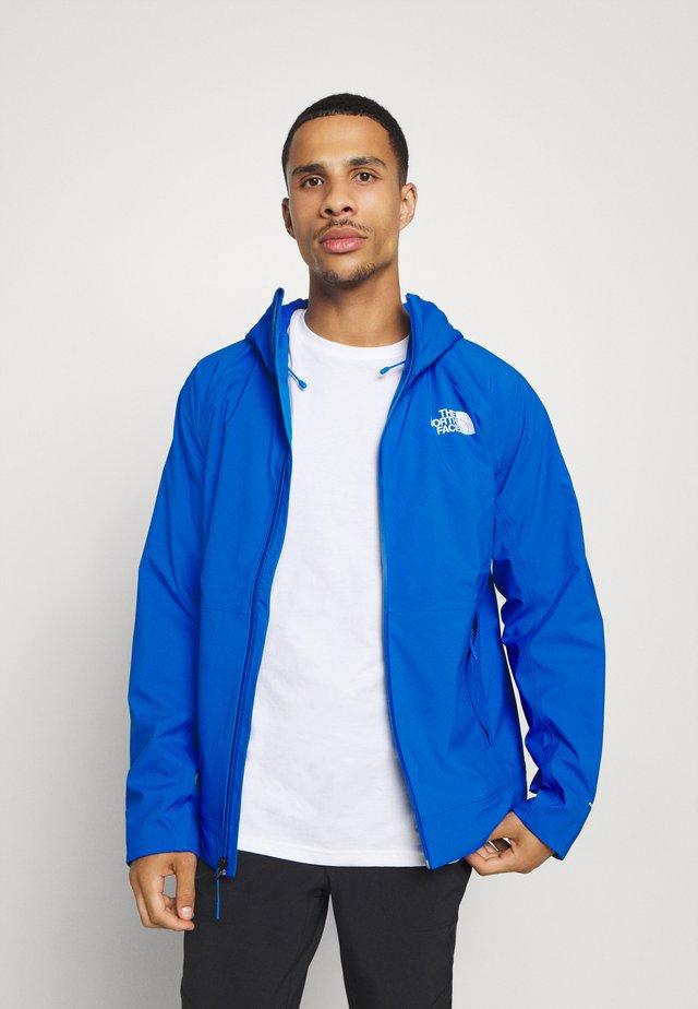 FUTURELIGHT INSULATED HOODI - Outdoor jacket - bomber blue