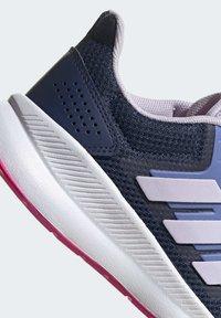 adidas Performance - RUNFALCON SHOES - Neutral running shoes - blue - 8