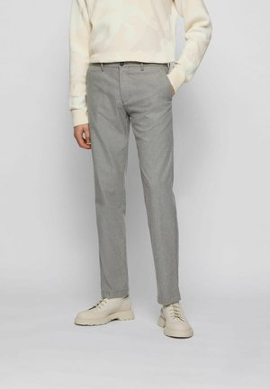 Chinos - open grey