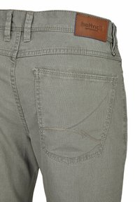 Hattric - HUNTER STRUCTURE - Trousers - grey - 4