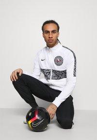 Nike Performance - CLUB AMERICA ANTHEM - Träningsjacka - white/black - 4