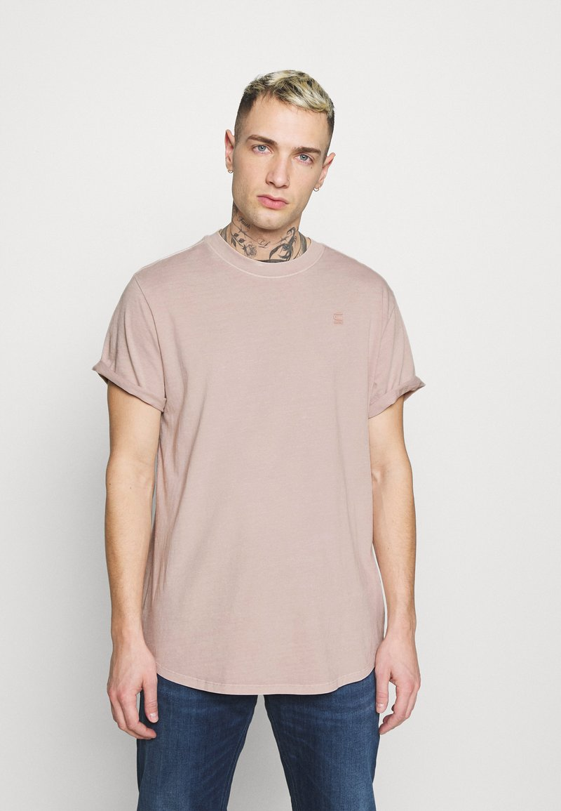 G-Star - LASH  - T-shirt basic - light pink