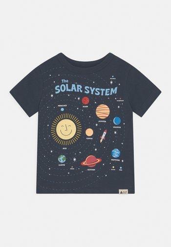 TODDLER BOY - Print T-shirt - cool lake blue
