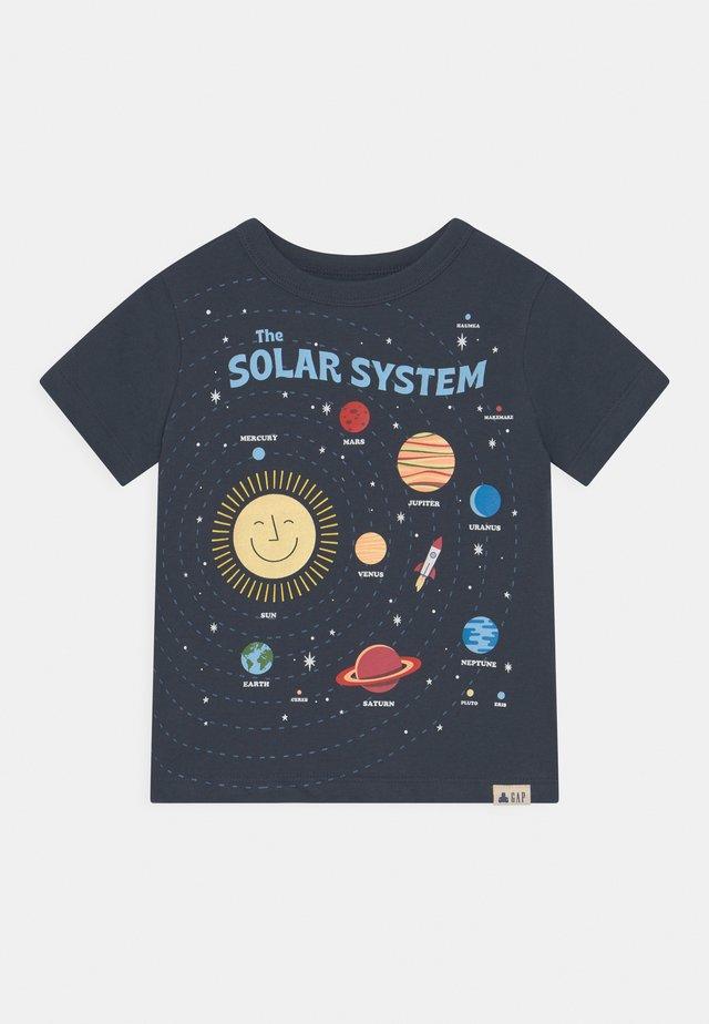TODDLER BOY - T-shirt print - cool lake blue