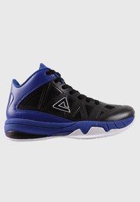 PEAK - Basketball shoes - black/blue - 5