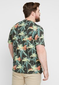 TOM TAILOR DENIM - NEW PLACEMENT - Print T-shirt - multicolor/grey - 2