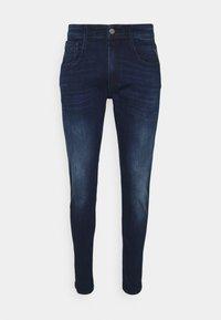 BRONNY - Slim fit jeans - dark blue