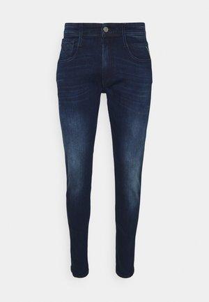 BRONNY - Jeans slim fit - dark blue