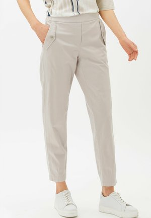MAREEN S - Trousers - sea shell