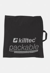 Killtec - RUR UNISEX - Kalhoty do deště - schwarz - 3