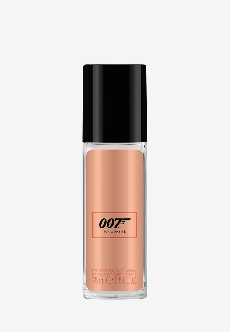 James Bond Fragrances - JAMES BOND 007 FOR WOMEN II DEO - Deodorant - -