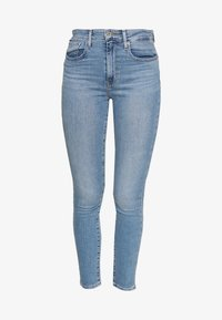 Levi's® - 721 HIGH RISE SKINNY - Vaqueros pitillo - have a nice day