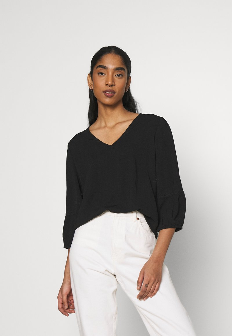 JDY - JDYLAURA  - Long sleeved top - black