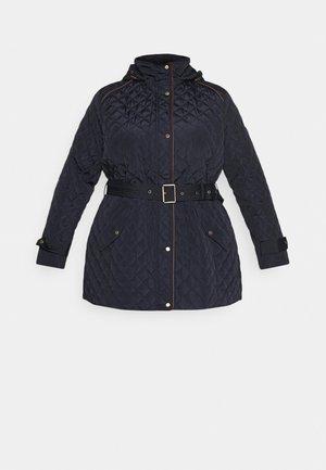 INSULATED COAT - Winter coat - dark navy