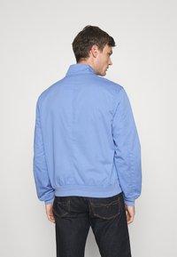 Polo Ralph Lauren - COTTON TWILL JACKET - Summer jacket - cabana blue - 2