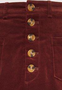 King Louie - EMILIE SKIRT - Pencil skirt - sandelwood brown - 2