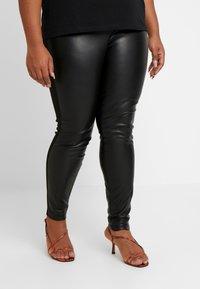 Zizzi - MPEACH - Leggings - black - 0