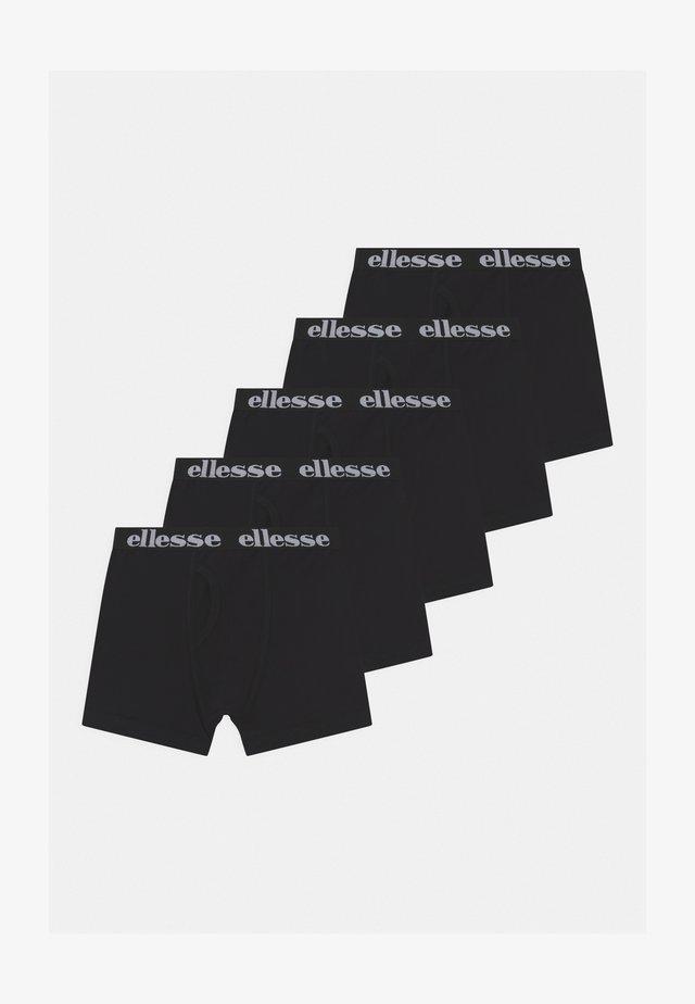 RALIO 5 PACK - Pants - black