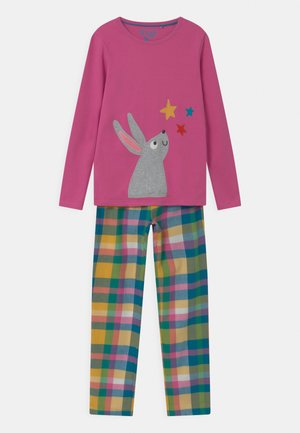 BUNNY CADEN CHECK  - Pyžamová sada - pink