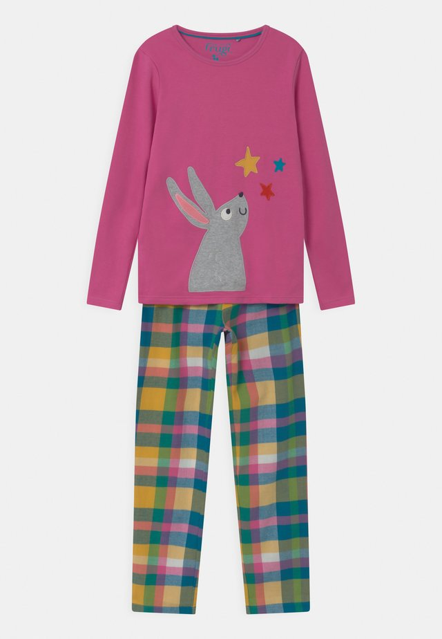 BUNNY CADEN CHECK  - Pyjama - pink