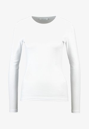ALEXA - Long sleeved top - white