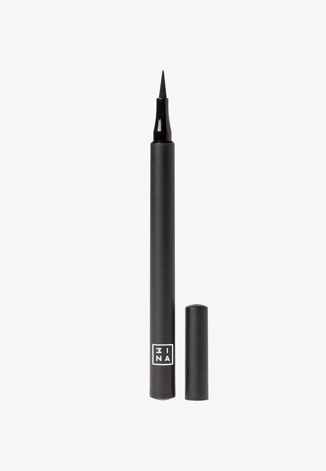24H PEN EYELINER - Eyeliner - black