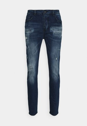 OSCARDENIM - Slim fit jeans - blue wash