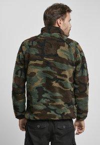 Brandit - Fleece jumper - woodland - 1