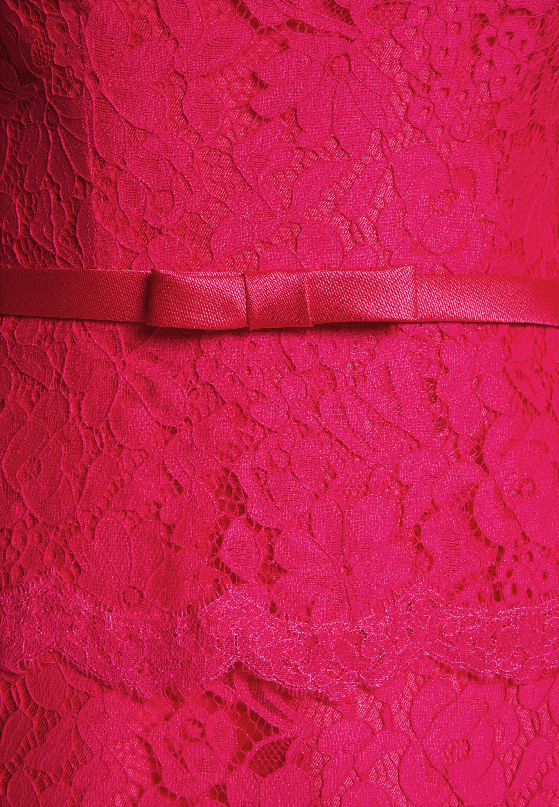 Pronovias CAPEL Cocktailkleid/festliches Kleid shocking pink/pink