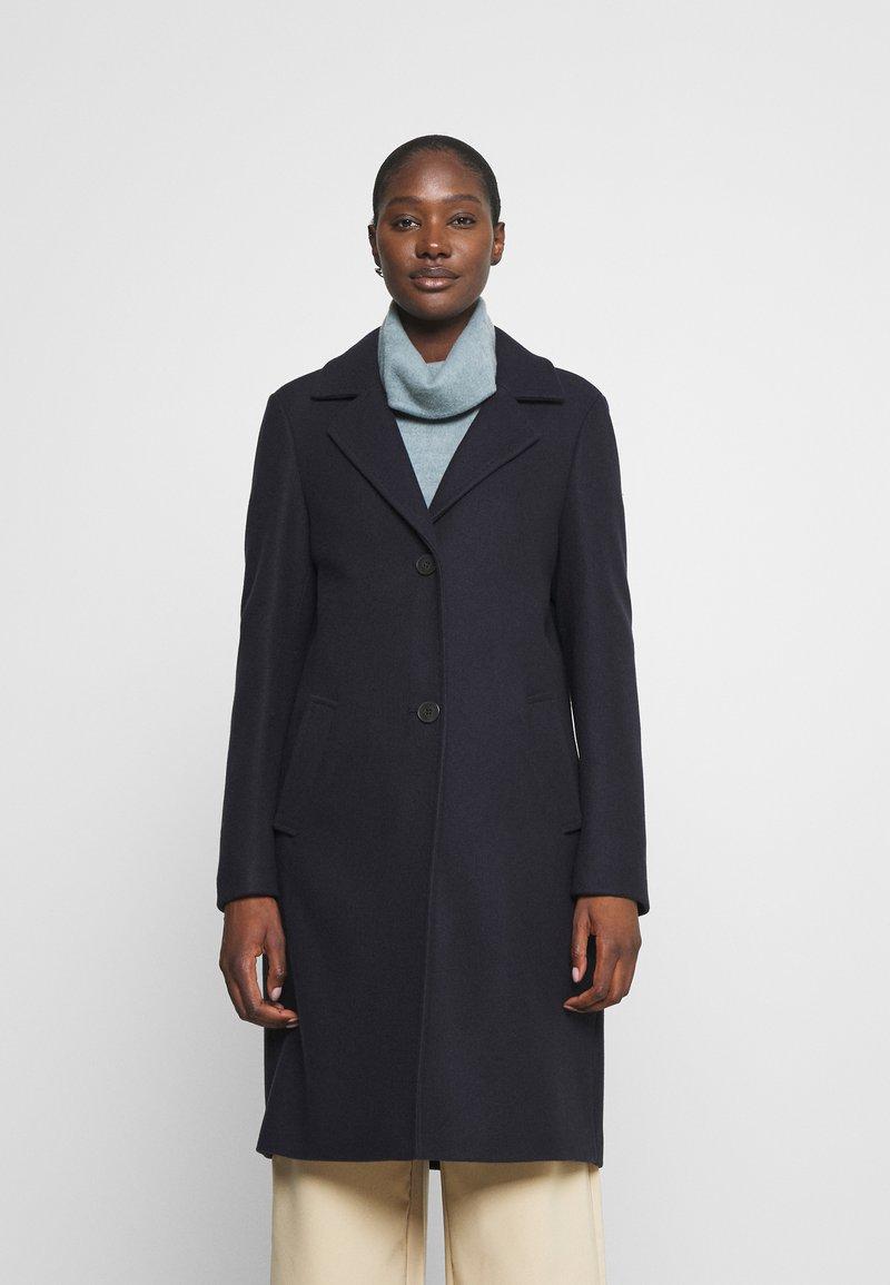 s.Oliver - langarm - Classic coat - navy