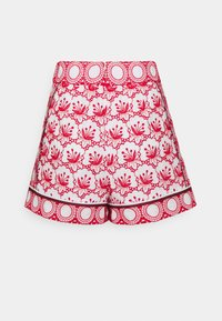 maje - IOLI - Shorts - rouge - 6