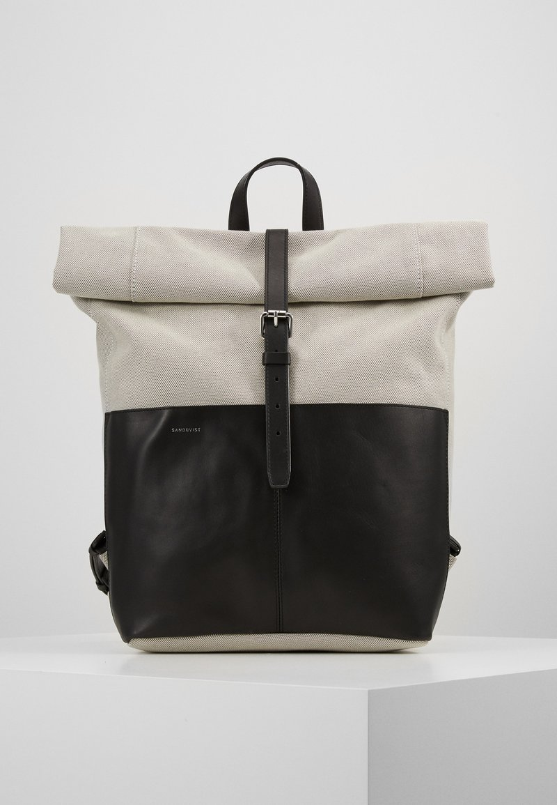 Sandqvist - ANTONIA - Rucksack - grey/black